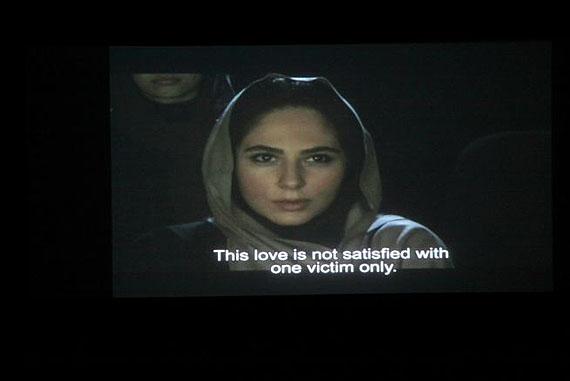 Abbas KiarostamiShirin, 2008Photo by Alfredo Rubio