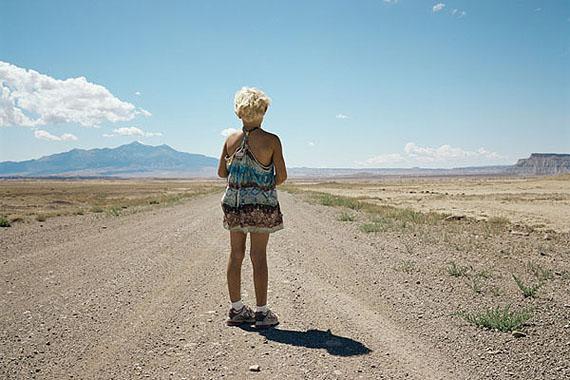 Slater Bradley Shadow production still #1 (girl), 2010C-Print190 x 288 cm© Galería Helga de Alvear, Madrid