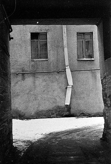 Dmitri Konradt. Leningrad.1990. Gelatin Silver print© Dmitri Konradt. Courtesy: Anya Stonelake