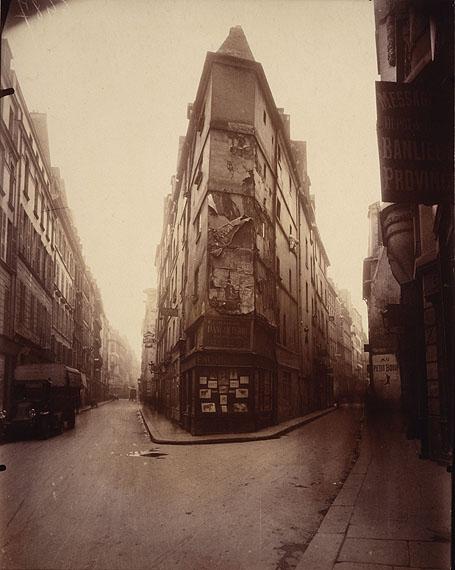 Coin rue de Seine 1924 © Eugène Atget /George Eastman House