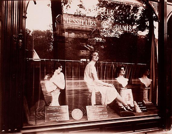 Avenue de l'Observatoire, Parijs 1926 © Eugène Atget / George Eastman House