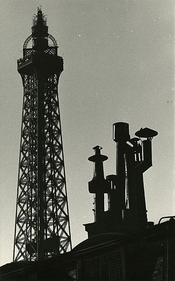 Otto SteinertSilhouettes de Paris, 1949PhotographyCourtesy Estate Otto Steinert/Fotografische Sammlung, Museum Folkwang EssenRepresented by : Kicken Berlin