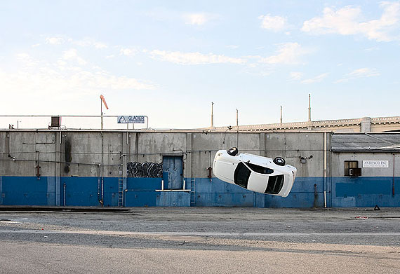 Untitled, 2008, from the series L.A Crash @ Mirko Martin