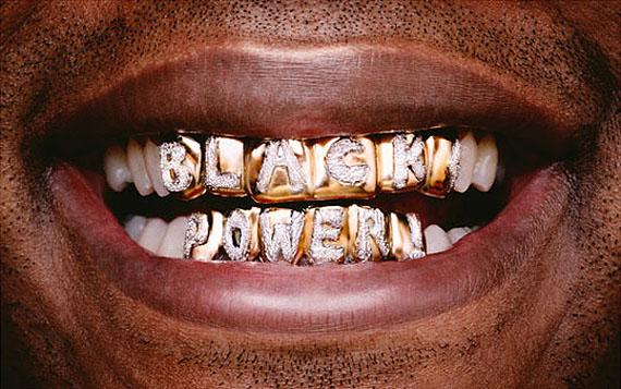 Hank Willis ThomasBlack Power, 2008© Hank Willis ThomasCourtesy Aperture Foundation