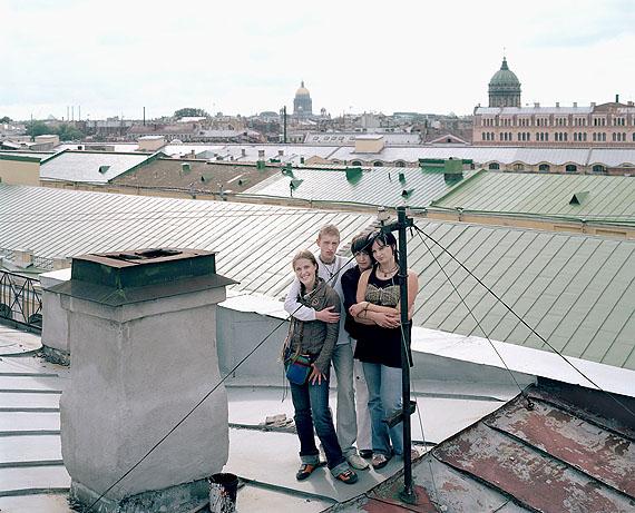 Annica KARLSSON RIXON / Anna Viola HALLBERGState of Mind (Irina, Ilja, Sveta and Oksána, St Petersburg, 2007) Type-C print, wood frame, plexi glass Size: 131 x 106 x 5 cm