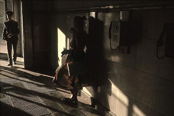 RedarmistMoscow 1990 © Boris Savelev
