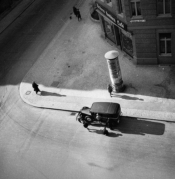 Eva Besnyö, Starnberger Straße, Berlin 1931, © Eva Besnyö/Maria Austria Instituut