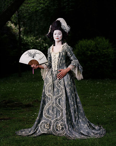 Chan-Hyo BaeExisting in Costumes 2005/0876.2 x 61 cm and 100 x 80 cm Limited Edition: 5 + 1 APC- Print© Chan-Hyo Bae