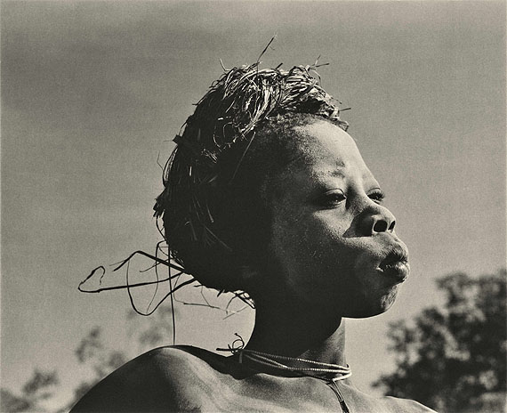 Surma, Africa, © Don McCullin, courtesy of Hamiltons