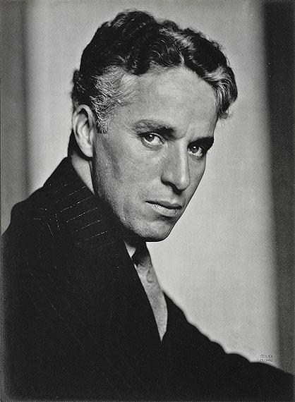 Edward Steichen (1879-1973)Charles Chaplin, 1926.Courtesy Kapandji-Morhange / Ader