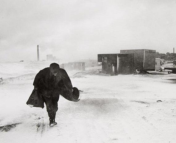 Chris KillipCookie in the Snow, 1984Vintage gelatin silver printEstimate £3,000-5,000