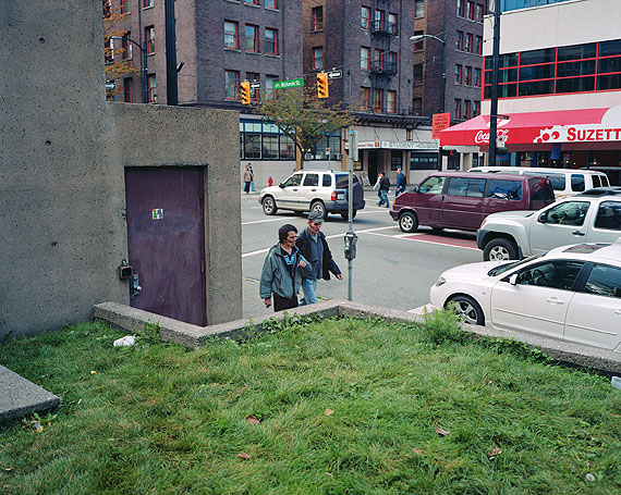 Jeff Wall | Intersection | 2008© 2011, the artist, Courtesy White Cube, LondonCourtesy MCH Swiss Exhibition (Basel) Ltd.