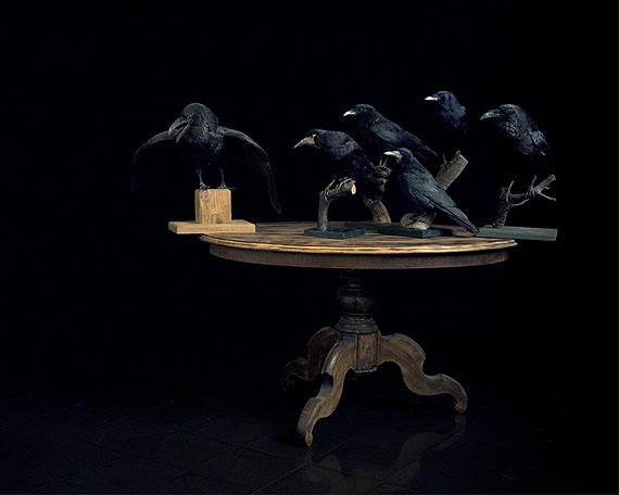 Birds2010, C print, 100x130cm© Brigitte Lustenberger