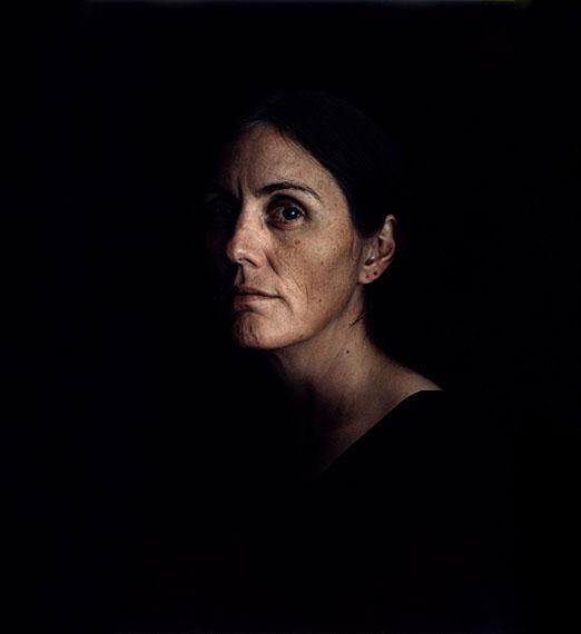 Who Am I Looking At? III2008, C Print, 28x26cm© Brigitte Lustenberger