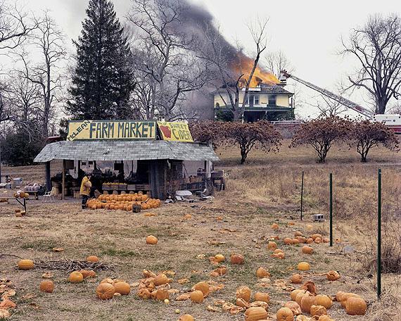 McLean, Virginia, Dezember 1978© Joel Sternfeld and Luhring Augustine Gallery