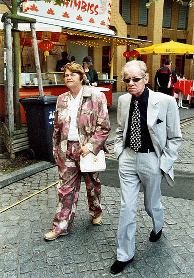 Boris Mikhailov: In the street, Berlin, 2001-2003Copyright the artist, Sammlung Berlinische Galerie
