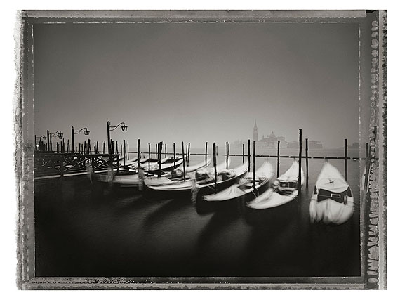 Bacino di San Marco I, 2010Archival pigment prints on Arches Cold Pressed Rag PaperLarge, in edition of 7, 40 5/8 x 53 1/8 in.Small, in edition of 25, 22 x 29 7/8 in.