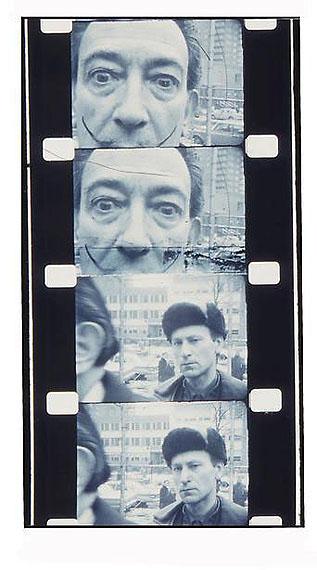 Jonas MekasSalvador Dali and myself, 1963© Jonas Mekas, courtesy James Fuentes Gallery/Edwynn Houk Gallery
