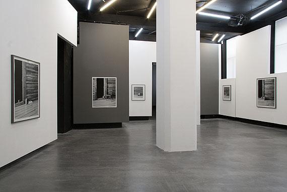 Oskar SchmidtThe American Series I-XIIInstallation viewParrotta Contemporary Art, Stuttgart, 2012