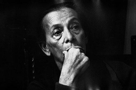 © stefan moses, Helene Weigel, Berlin 1965Courtesy Johanna Breede PHOTOKUNST