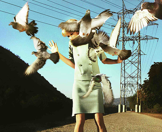 Eve, from the series Big Valley, 2008 © Alex Prager / courtesy of the artist and Yancey Richardson Gallery, New York