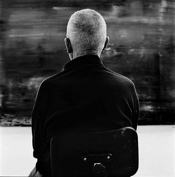 © Anton Corbijn, Gerhard Richter, Köln, 2010