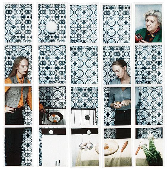 Jan Wenzel, O.T. (Interieur III), 1998© Jan Wenzel