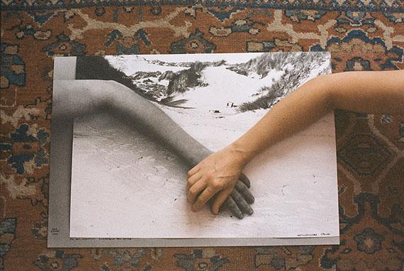 © Valie ExportOntologischer Sprung/Arm, 1974Courtesy ART FOYER DZ BANK