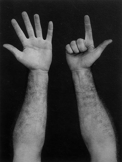 © Klaus RinkeFrom zero to ten (Detail), 1971Courtesy ART FOYER DZ BANK
