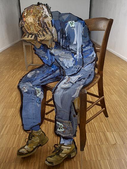Le vieil homme triste ( Der traurige alte Mann), C-Print, Edition von 8, 120 x 160cm, 2010© Bernard Pras