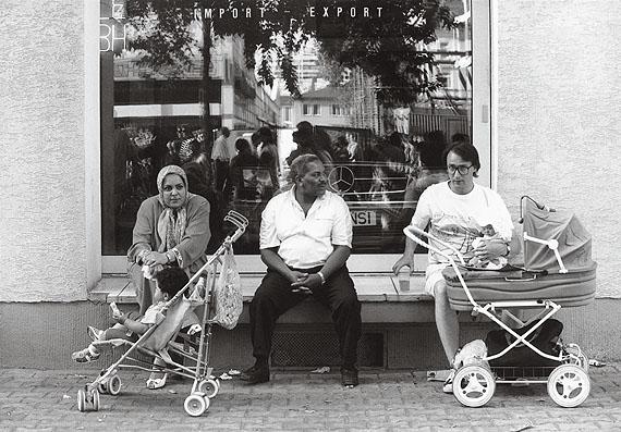 Frankfurt am Main, 1993© Barbara Klemm