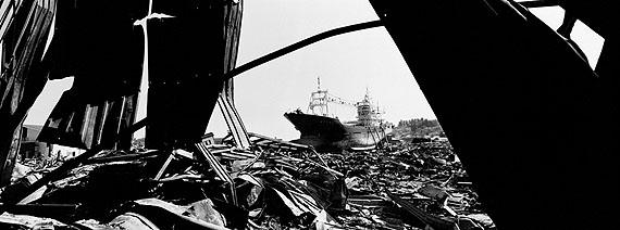 2. Preis Reportagen Fotoserien© Paolo Pellegrin, Italien, Magnum Photos für Zeit MagazinDas Erdbeben, der Tsunami und die Folgen in Japan