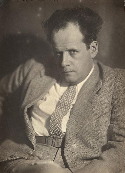 Sergej Eisenstein, 1932, vintage print, 22,9 x 16,5 cm  © Nappelbaum Estate