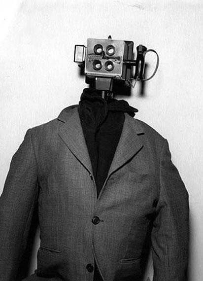 camera man 2, 2005 polaroid © Taiyo Onorato & Nico Krebs