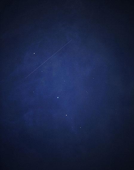 Trevor PaglenLACROSSE/ONYX II Radar Imaging Reconnaissance Satellite Passing Through Draco (USA 69), 2007From the series: A Compendium of SecretsC-print, 152 x 122 cm© Trevor Paglen / Courtesy Galerie Zander, Cologne