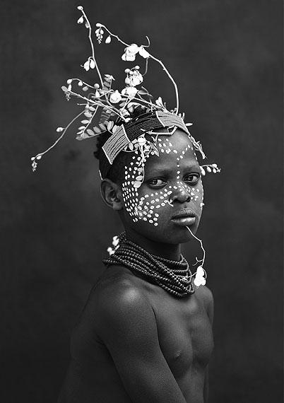 © Mario Marino, Faces of Africa, Arduni, Karo Boy, Ethiopia, 2011140 x 110 cm, Archival Pigment Print / Hahnemühle Paper