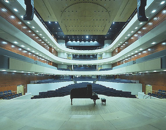 Lathi, Kongressi - Ja Konserttikeskus Sibeliustalo © Manfred Hamm