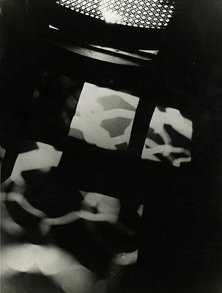 Raoul Hausmann, Stuhlschatten, 1931, Germany