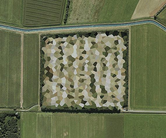 Mishka HennerFrom the series Dutch LandscapesNATO Storage Annex, CoevordenCourtesy Mishka henner 2011