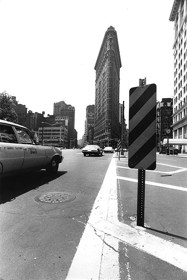 Max Jacoby: Flatiron Building, New York 1970's