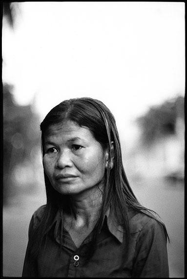 © Marissa Roth: Nuk Nimny, Khmer Rouge Genocide Survivor, Phnom Penh, Cambodia 2009