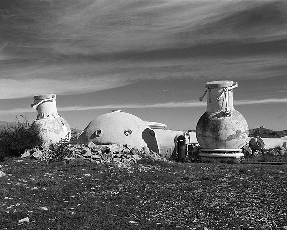 Observatoire IV, 2010 © Margret Hoppe