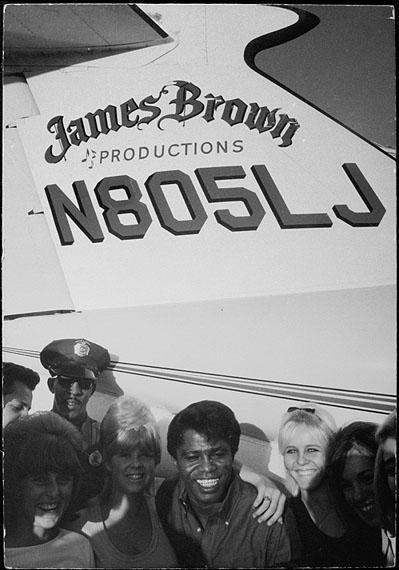 James Brown, 19669.7 x 6.77 inch© The Dennis Hopper Art TrustCourtesy of The Dennis Hopper Art Trust