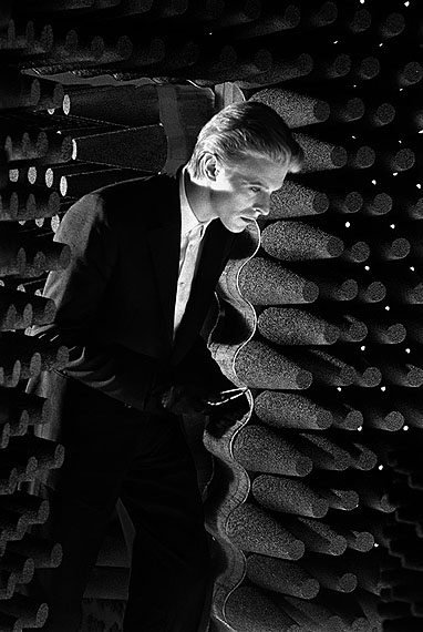 © Steve Schapiro, David Bowie, Los Angeles, 1975
