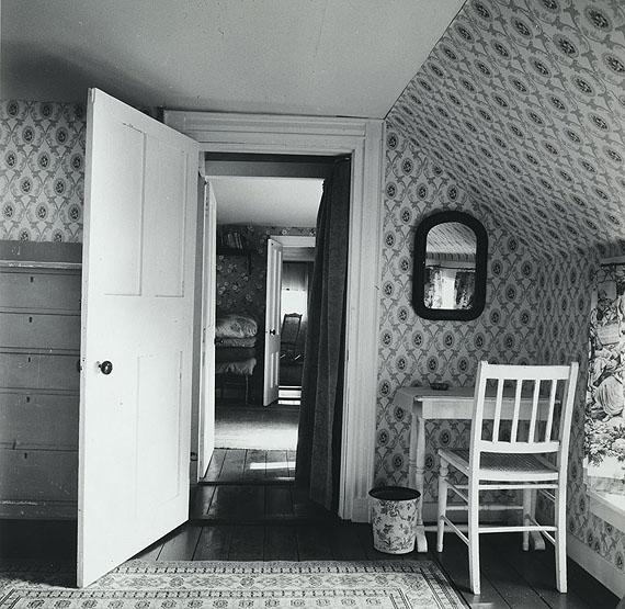Walker Evans: Interior View of Heliker/Lahotan House, Walpole, Maine, 1962 © Walker Evans Archive, The Metropolitan Museum of Art