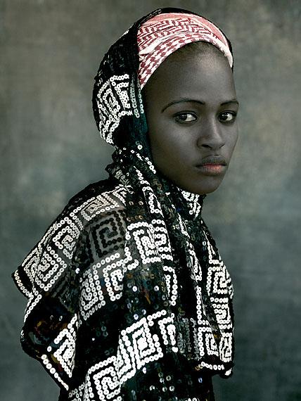 Boukari Kaoulatou, Pèhunco, Benin, 2011. © Albert Watson