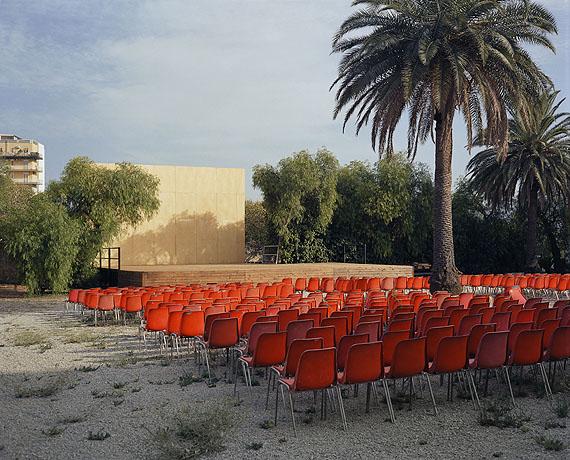 Wim Wenders, Open-Air Screen, Palermo, 2007 © Wim Wenders