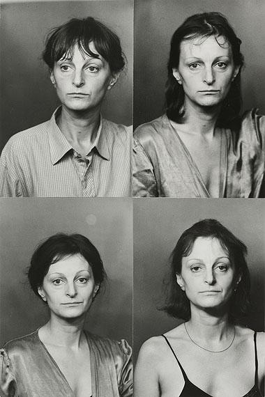 Helga Paris: Selbstportraits, Berlin 1981-1989 © Helga Paris