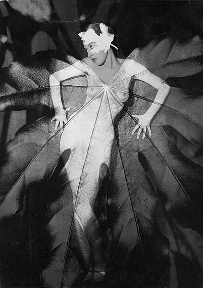 Heinz Hajek-Halke: Das Eva-Chanson, 1928-32© Sammlung Ruetz /Courtesy Johanna Breede PHOTOKUNST