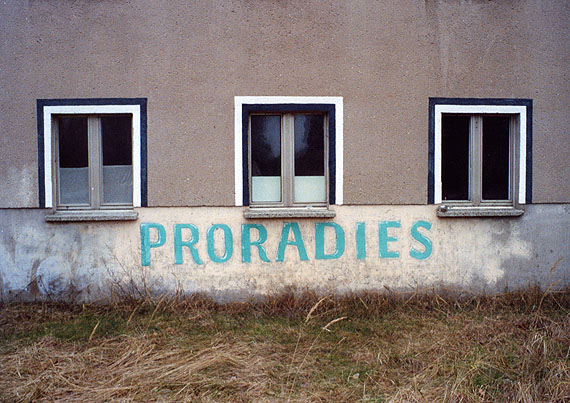 © Klaus Staeck, Prora, 2005